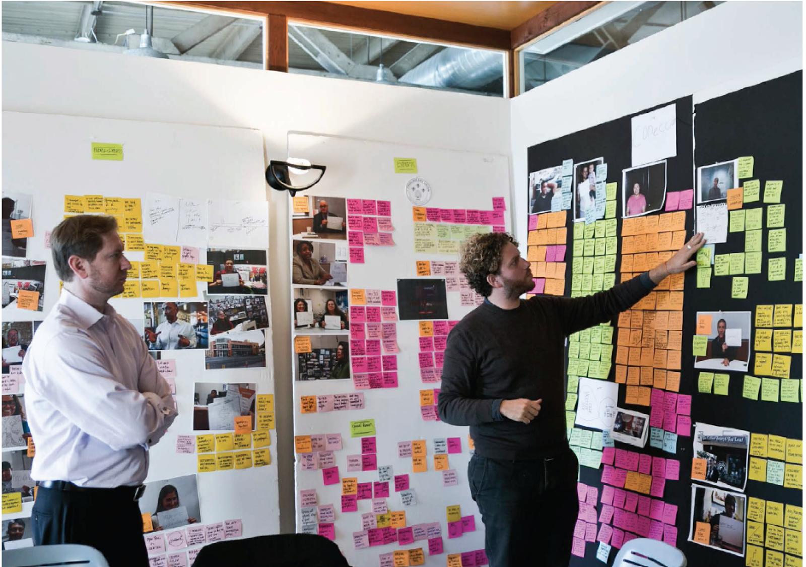 La fortaleza del design thinking 3c cultura for What is ideo